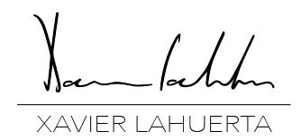 Entrevistamos a Xavier Lahuerta, Chef Ejecutivo del Mercer Hotel Group, uno de nuestros embajadores Sucralín 2020