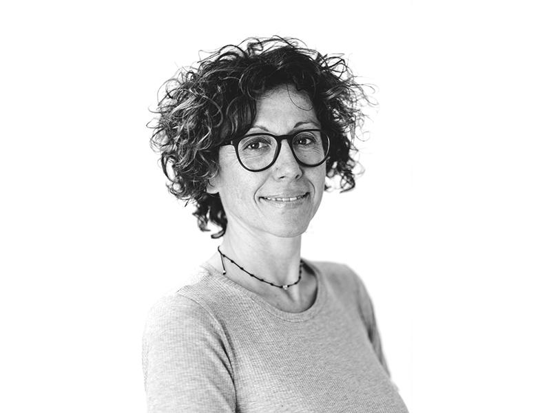 Sandra, directora de Mantenimiento - David Lloyd
